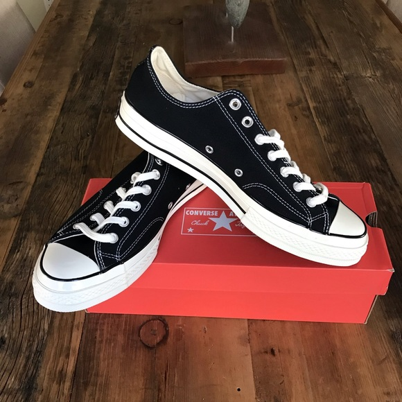 Converse Chuck 70 low tops NWT